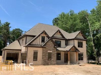 Lawrenceville Single Family Home New: 698 Rock Springs