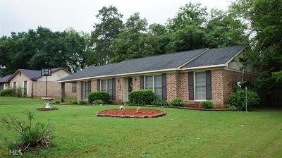 Muscogee County Single Family Home New: 3958 Woodford Dr