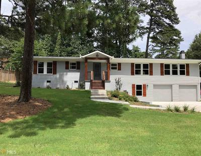 Atlanta Single Family Home New: 1463 Sagamore Dr