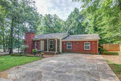 Stockbridge Single Family Home New: 105 Wilson Street
