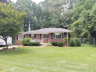 Decatur Single Family Home New: 3030 Ramble Lane