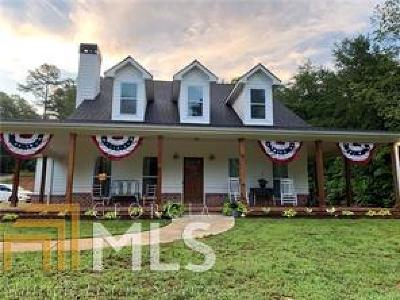 Dawsonville Single Family Home For Sale: 745 Howser Mill