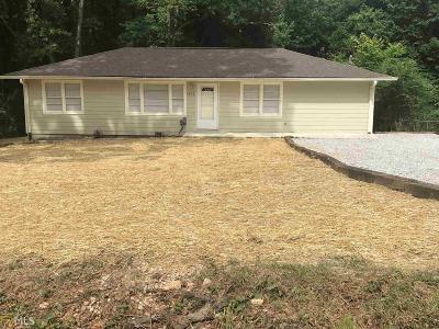 Douglas County Rental New: 1172 Bingham Rd