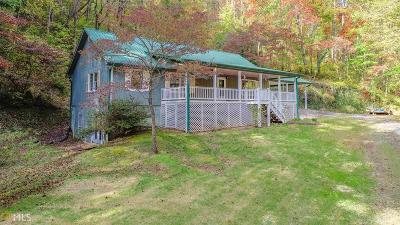 Gilmer County Single Family Home New: 496 John Waters Rd