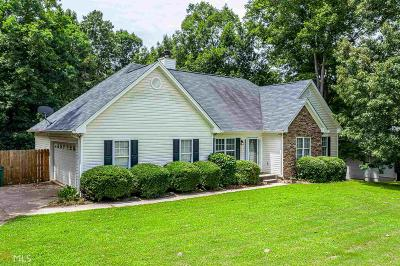 Hoschton Single Family Home New: 415 Creek View Dr