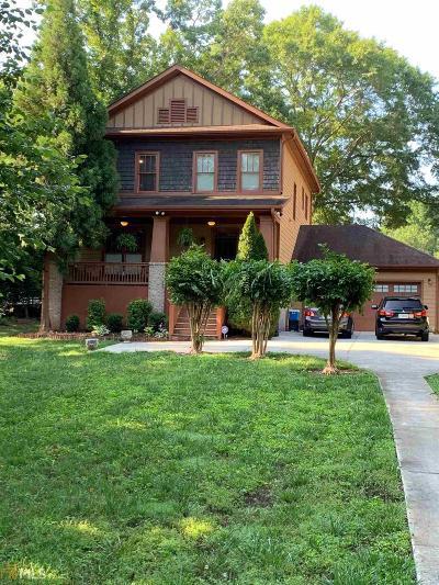 Atlanta Single Family Home New: 1519 Eastland Rd
