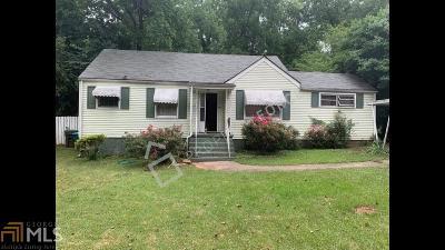 Hapeville Single Family Home New: 3090 Grove Cir
