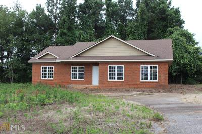Habersham County Commercial For Sale: 814 Baldwin Rd