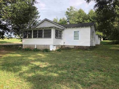 Habersham County Single Family Home New: 4872 St Highway 115