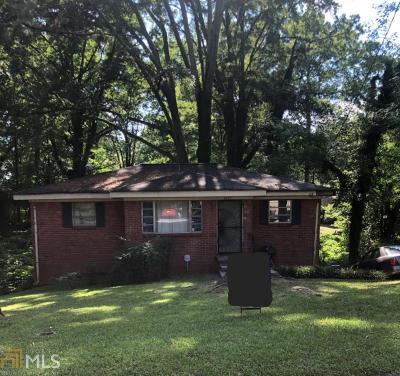 Atlanta Single Family Home New: 1437 Lorenzo Dr. #28