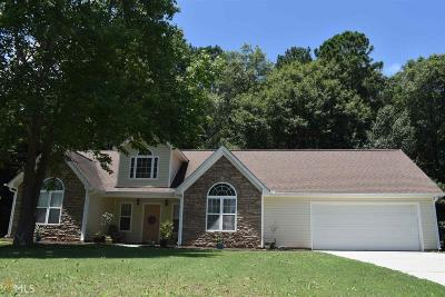 Loganville Single Family Home New: 6060 Fieldwood Ln