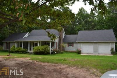 Carroll County Single Family Home For Sale: 858 Asbury Rd