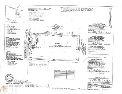 McDonough Residential Lots & Land For Sale: 3117 East Fairview Rd
