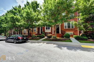Brookhaven Condo/Townhouse For Sale: 2318 Limehurst Dr