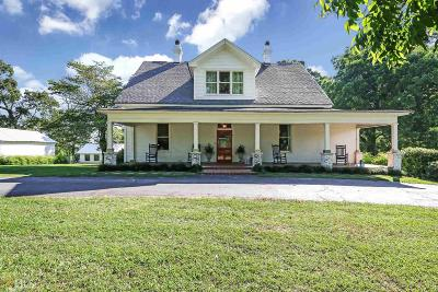 Newnan Single Family Home For Sale: 701 Highway 16 W