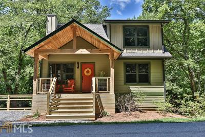 Fannin County Single Family Home Under Contract: 346 Williamstown Rd