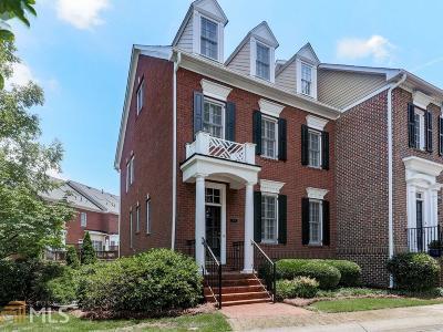 Atlanta Condo/Townhouse New: 4686 Ivygate Circle
