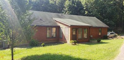 Dawsonville Single Family Home New: 6214 Jett Rd
