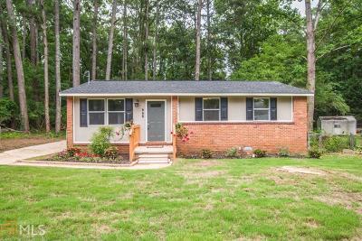Atlanta Single Family Home New: 446 Belgarde Pl