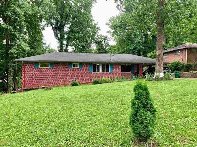 Decatur Single Family Home New: 562 Hammett Dr
