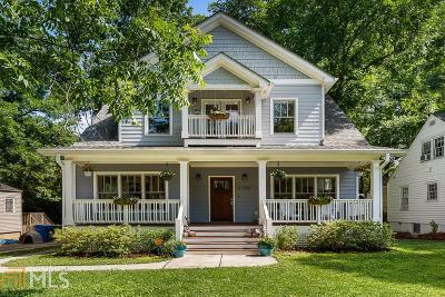 Atlanta Single Family Home New: 2756 Hosea L Williams
