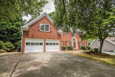 Acworth Single Family Home New: 567 Delphinium Blvd