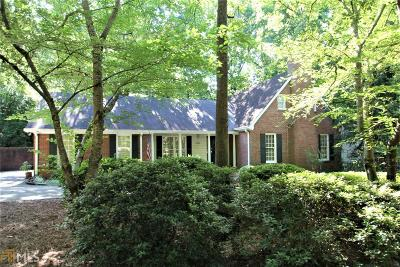 Atlanta Single Family Home New: 4885 High Point