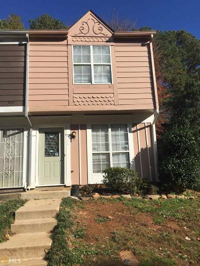 Stone Mountain Condo/Townhouse Back On Market: 406 Prince Of Wales