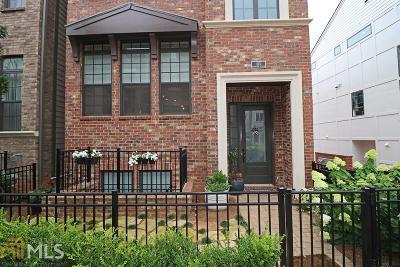 Atlanta Single Family Home New: 613 Broadview Terrace