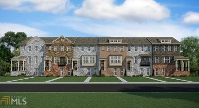 Suwanee Condo/Townhouse New: 591 Northaven Ave #9