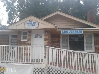 Stone Mountain Commercial For Sale: 4081 Redan Rd