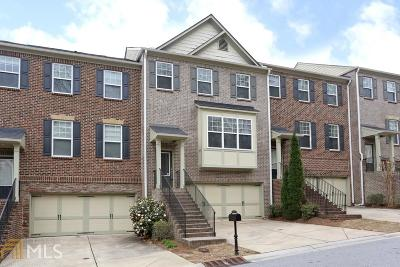Brookhaven Condo/Townhouse New: 3747 Inglewood Way
