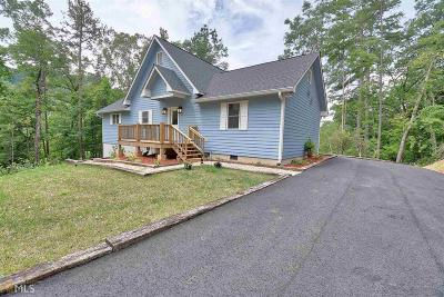 Rabun County Single Family Home For Sale: 27 Jim McCrackin