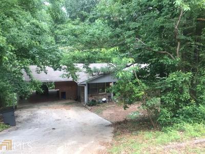 Douglas County Single Family Home New: 2160 Chestnut Cir