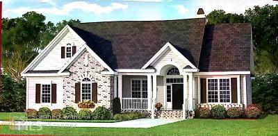 Jonesboro Single Family Home New: 1879 Spivey Circle #69