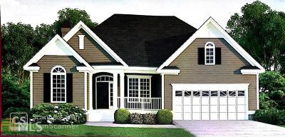 Jonesboro Single Family Home New: 1891 Spivey Circle #67