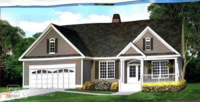 Jonesboro Single Family Home New: 1895 Spivey Circle #66