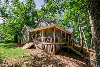 Milledgeville, Sparta, Eatonton Single Family Home For Sale: 123 David Powell Rd