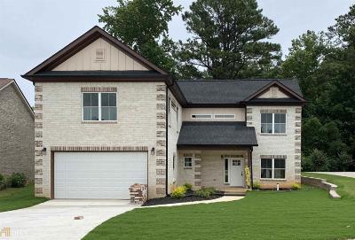 Jonesboro Single Family Home New: 8606 Spivey Village Trail #25