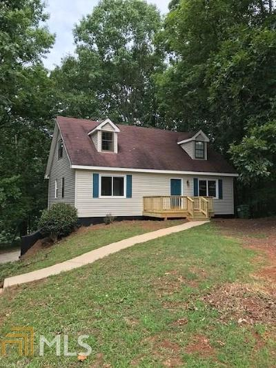 Monroe Single Family Home New: 1345 Armistead Cir