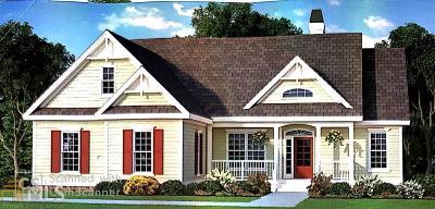 Jonesboro Single Family Home New: 8612 Spivey Village Trail #26
