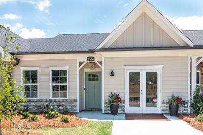 Dawson County Condo/Townhouse For Sale: 47 Dawson Club Dr