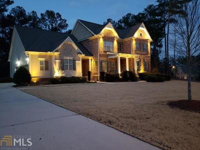 Acworth Single Family Home For Sale: 6242 Eagles Crest Dr