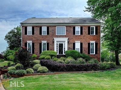 Marietta Single Family Home New: 1502 Oakmoor Place