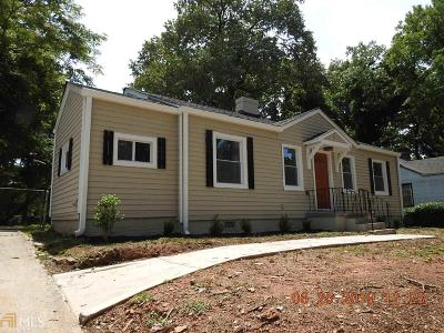 East Point Single Family Home New: 2188 Mulberry St