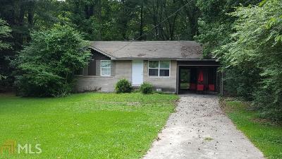 Jonesboro Single Family Home New: 7301 Howard Circle