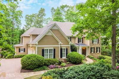 Roswell Single Family Home For Sale: 4155 Chimney Heights