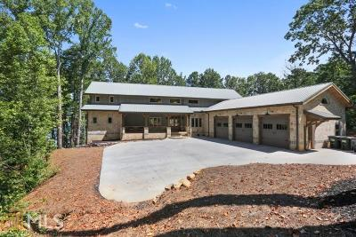 Cumming, Gainesville, Buford Single Family Home For Sale: 3015 Lanier