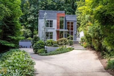 Atlanta Single Family Home New: 915 NE Cumberland Rd