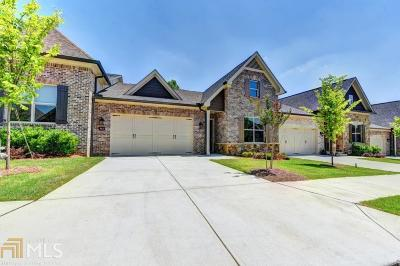 Suwanee Condo/Townhouse For Sale: 277 Rosshandler Rd